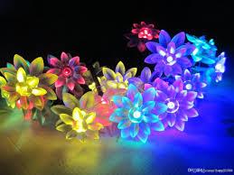 amazing garden lighting flower. Outdoor String Lights Laser Lighting Led New Zitrades Solar  Fairy 50 Flower Garden Cheap Christmas Amazing Garden Lighting Flower .