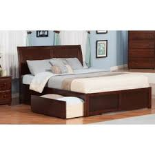 King Platform Bed Drawers Wayfair