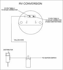 wiring a tacho rv conversion diagram