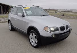 Used 2005 BMW X3 3 0i For Sale | Martinsville, Indiana | Luxury ...