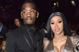 B Q Emulsion Colour Chart Cardi B Surprises Offset With 500 000 In Cash For His