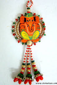 Small Picture 69 best Ganesha wall hanging images on Pinterest Mural art
