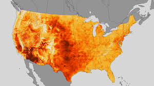 Heat Cool Air Conditioner Mid July Heat Wave Bakes The Us Climate Central