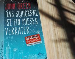 John Green Das Schicksal Ist Ein Mieser Verräter Brigitte