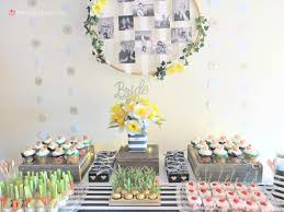 Unique ideas for bridal shower snack Martha Stewart Spring Bridal Shower Daffodil Bridal Shower Navy And Green Bridal Shower Easy Bridal Party Pinching Spring Bridal Shower Ideas On Budget Cute Easy Finger Foods Fun