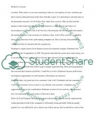 reflective account essay example topics and well written essays  reflective account essay example