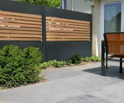 Small Picture Best 25 Modern fence design ideas on Pinterest Modern fence