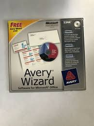 Avery Word Avery Wizard For Word