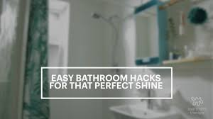 Apartment Therapy Bathrooms How To Get Your Bathroom Really Clean Tips Tutorials