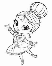 Shimmer and shine magic carpet coloring pages. Shimmer And Shine Coloring Pictures Elegant Shimmer And Shine Coloring Pages Coloring Home Meriwer Coloring