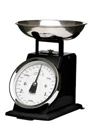Small Kitchen Weighing Scales Quality 3kg Stainless Steel Kitchen Weigh Scales