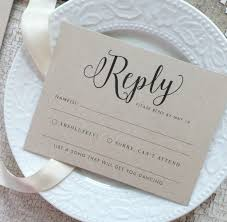 How To Reply To Wedding Rsvp Card 5 Things To Include On Rsvp Cards
