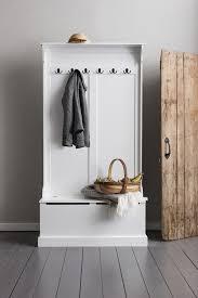 White Coat Rack Stand Wardrobe Racks stunning coat stand with shoe rack Hallway Storage 51