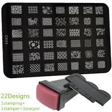 Nail Arts. Stamping Nail Art Kit - Nail Arts and Nail Design Ideas