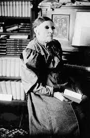 Fanny Crosby | American hymn writer | Britannica