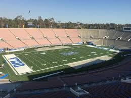 Ageless Rose Bowl Seating Chart Seat Numbers Rose Bowl Seat View