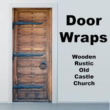 Door Wraps Door Wraps Rm Wraps