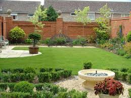 Small Picture small backyard landscaping ideas landscape gardening design ideas