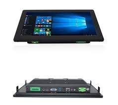 one touchscreen lcd monitor support mic