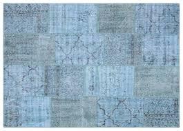 turkish patchwork rug ikea blue