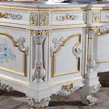 classical office furniture. China Italian Classical Office Furniture-Italian Home Writing Desk -royal Furniture French Style