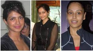bollywood celebs without makeup