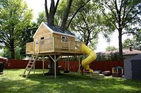 treehouses for kids. Kids Treehouse Inside Creative Tree House Design - Myohomes Treehouses For