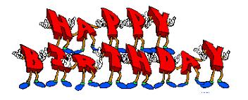 Afbeeldingsresultaat voor bewegende animaties birthday