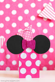 minnie party favors on girllovesglam com