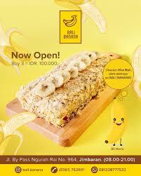 At Balibanana Best Banana Cake In Town Bakedinbaliwithlove