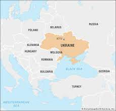 Where all the most interesting things are happening right now. Ovruch City Ukraine Britannica