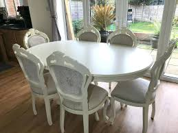 ... Funky Dining Room Chairs South Africa Ergonomic French Style Classic  Shabby Chic ...