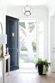 bath front door black farmhouse with sidelights