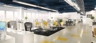 open office concept. the concept of open office interior design