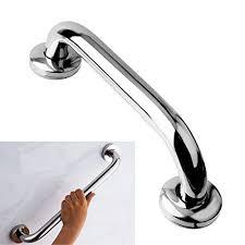 kingso bathroom grab bar brushed nickel bathtub handrail shower handgrip safety handle shower grab bar for elderly helping handle stainless steel chromed