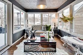 contemporary sunroom furniture. View In Gallery Reinvent The Traditional Notion Of A Seasonal Room Contemporary Sunroom Furniture