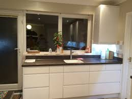 Second Nature Kitchen Doors Mr Mrs Little Door Worktop Change Second Nature Remo White