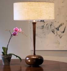 modern designer lighting. Spaltana Cherry Stem Table Lamp Modern Designer Lighting By The Hand Turned G