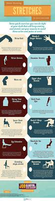 14 simple stretching deskercise for day to day office workoutsoffice exerciseexercise at your