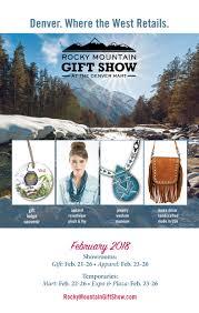 rocky mountain gift show february 2018