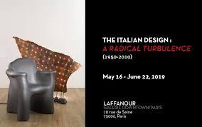 Italian Radical Design Galerie Downtown The Italian Design A Radical Turbulence
