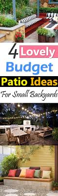 inexpensive patio ideas diy. With These Lovely Patio Ideas You Can Create A Area At Cheap Cost. Inexpensive Diy