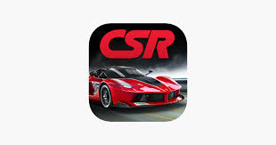 csr racing on the app