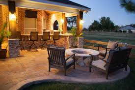 outdoor fire pit installs in indianapolis zionsville in