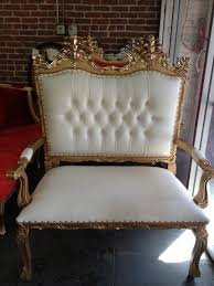 King and Queen Throne Chair Rental Los Angeles head table chairs