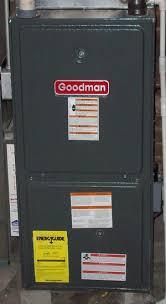 goodman heater. [ goodman series : ] heater o