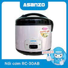 Nồi Cơm Điện Asanzo RC-30AB chính hãng, giá rẻ tại ASANZO Hà Nội