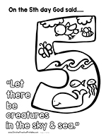 creation coloring sheet days of creation coloring pages christian preschool printables