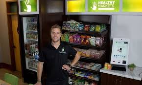 Vending Machine Nutrition Facts Magnificent HUMAN Healthy Vending On Rise Of 'healthy Micromarkets'