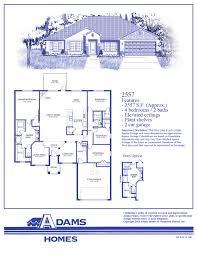 adams homes floor plans. Adams Homes 2330 Floor Plan Plans E